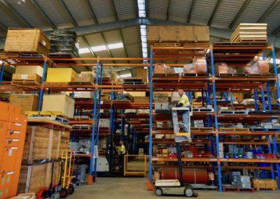 KRB Logistics Warehouse