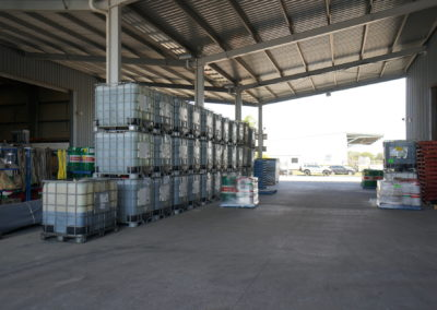 KRB Logistics Storage