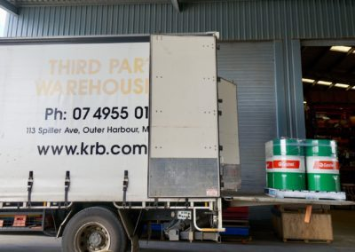 KRB Logistics Loading